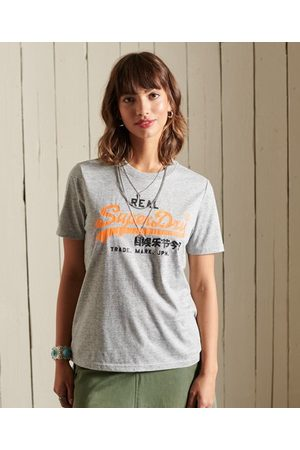 Superdry Dames Shirts - Vintage Logo American Classic T-shirt