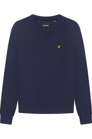 Lyle & Scott Heren Sweaters - Sweater Blauw ML424VOG