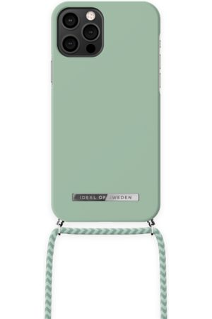 Ideal of sweden Ordinary Phone Necklace Case iPhone 12 Pro Spring Mint