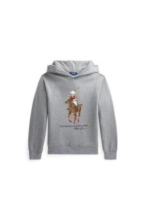 BOYS 6-14 YEARS Jongens Sweaters - Polo Bear & Big Pony Fleece Hoodie