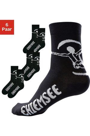 Chiemsee Sokken & Kousen - Vrijetijdssokken in gemakkelijk te onderhouden merkkwaliteit (6 paar)