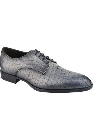 Giorgio 67354 grijze croco leren schoen
