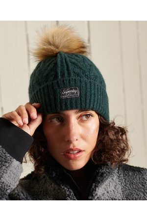 Superdry Luxe kabelbeanie