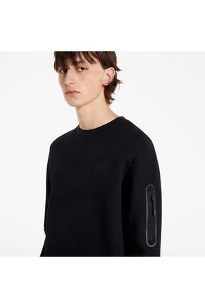 Nike Sportswear Tech Fleece Men's Crew Black/ Black