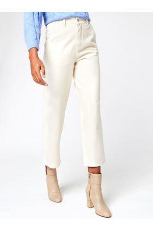 Vila Vizendra Hw Cropped Wide Jeans by