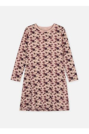 Name it Nkfnightgown Ls Deco Rose Flower by