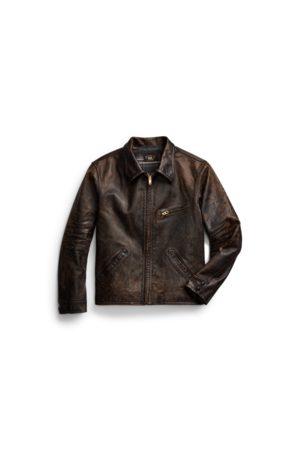 RRL Heren Jacks - Leather Jacket