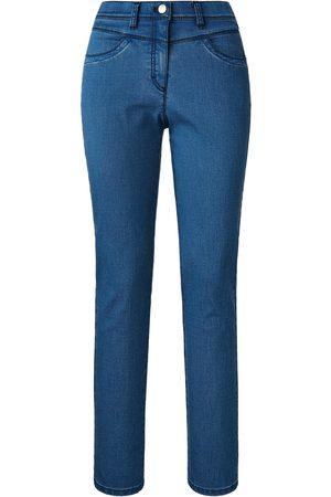 Brax Dames Slim - Super Slim-Thermolite-jeans model Laura New Van Raphaela by