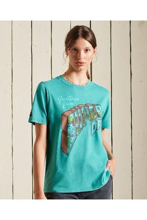 Superdry Dames Shirts - Heritage Mountain T-shirt