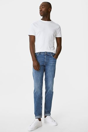 C&A Heren Slim - Slim jeans-flex-biokatoen