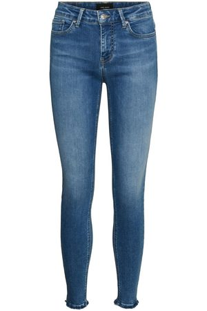 Vero Moda Dames Skinny - Vmpeach Normal Waist Skinny Jeans Dames