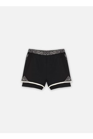 Only Play Onpjudiea Aop Loose Train Shorts - Girls by