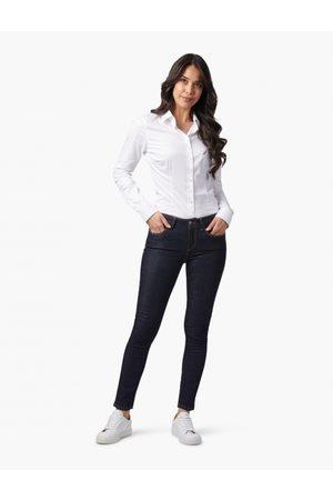 Cavallaro Napoli Dames Straight - Dames Jeans - Sicilia Denim Jeans