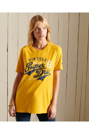 Superdry Script Style College T-shirt