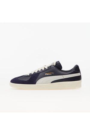 Puma Sneakers - Army Trainer Rudolf Dassler Legacy LB New Navy- White-Eggnog