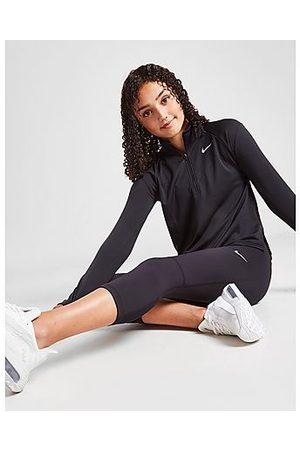 Nike Dri-FIT Hardlooptop met lange mouwen voor meisjes - - Kind