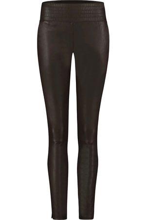Ibana Colette Pantalon Donkerbruin
