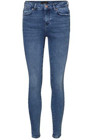 Vero Moda Vmhanna Regular Waist Slim Fit Jeans Dames
