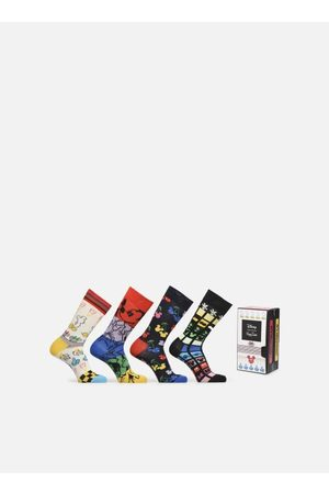 Happy Socks Heren Reistassen - 4-Pack Disney Gift Set by