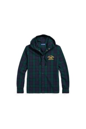 Polo Ralph Lauren Classic Fit Polo Sport Hooded Shirt