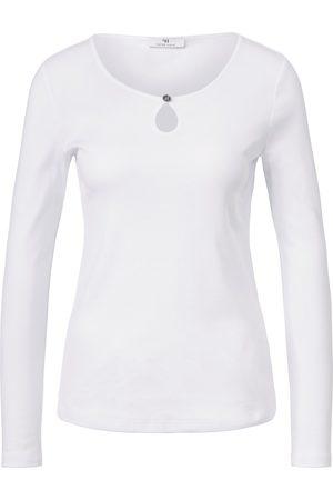 Peter Hahn Dames Shirts - Shirt 100% katoen Van