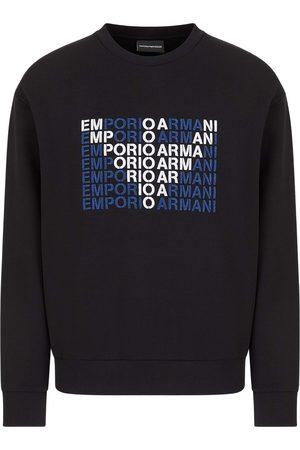 Emporio Armani Heren Sweaters - Eagle Sweater