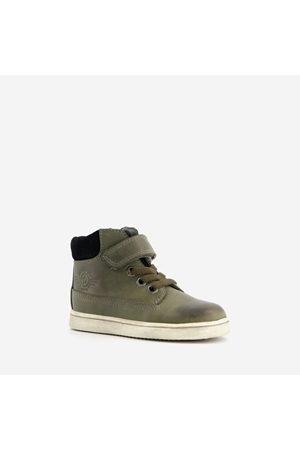 TwoDay Hoge leren jongens sneakers