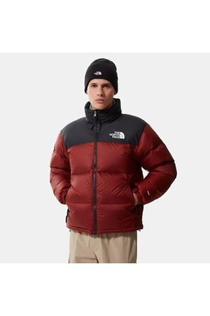 The North Face The North Face Opbergbare 1996 Retro Nuptse-jas Voor Heren Brick House Red Größe XS Heren