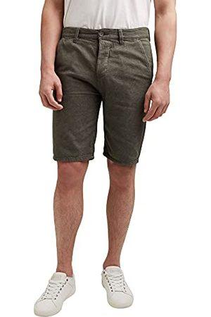 Esprit 041EE2C306 Shorts 355/Dark kaki, 30 voor heren