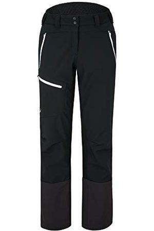 Ziener Dames Sportjassen - Dames Softshell Hybrid broek | Skitour, winddicht, elastisch, functioneel Nolane