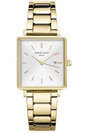 ROSEFIELD The Boxy Dames Horloge - Ø26 X 28mm - QWSG-Q041