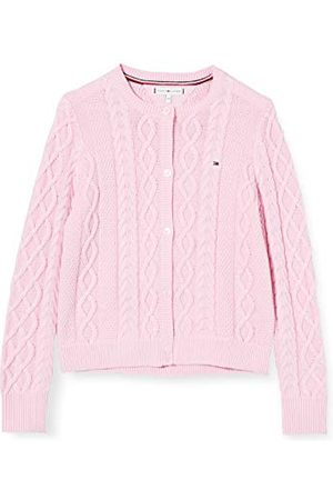Tommy Hilfiger Cable Cardigan pullover voor meisjes