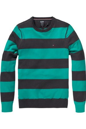 Tommy Hilfiger Heren lang - normale sweater