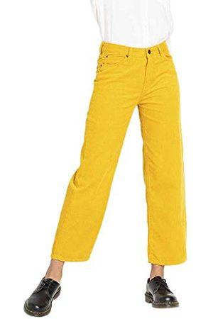 Lee Damesbroek 5 Pocket Wide Leg Corduroy
