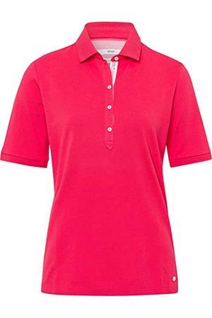 Brax Dames Style Cleo Finest Pique Stretch Poloshirt