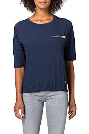 Brax Dames Style Candice Sweatshirt, Indigo, 34