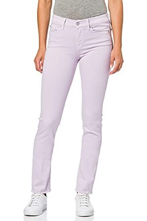 Seven for all Mankind Dames Mid Rise Roxanne Slim Jeans