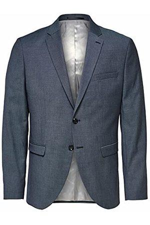 SELECTED Mannelijke Slhslim-mylobill Lt Blue Strc BLZ B Noos Blazer, lichtblauw, 98 cm