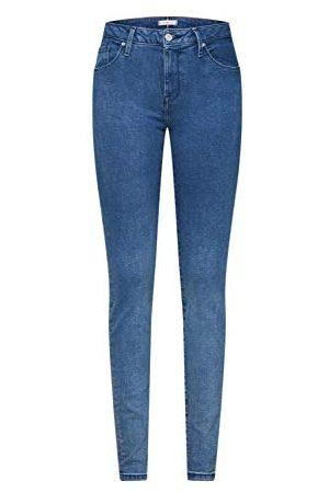 Tommy Hilfiger Como Skinny Rw Wilo Straight Jeans voor dames, (denim 1bv), 26W x 30L