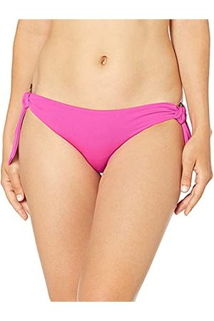 Seafolly Dames Active Ring Side Hipster Bikinibroek, (Ultra Pink Ultra Pink), 38 NL