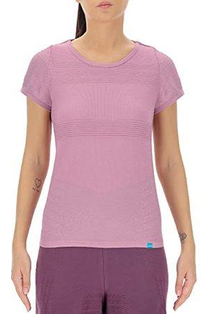 UYN Dames Lady Natural Training Eco Color Ow Shirt Short Sl_ Jas