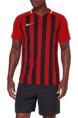 Nike Gestreepte Division II Football Jersey T-shirt voor heren
