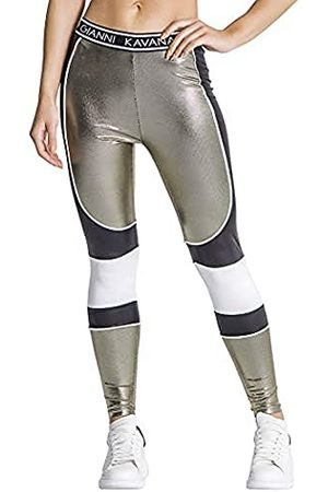 Gianni Kavanagh Gold Ride Or Die Collection Leggings Dames