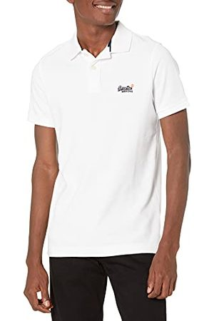 Superdry Heren Classic Pique S/S Polo Shirt