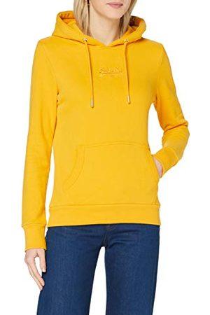 Superdry Dames Vl Tonal Emb Hood Hooded Sweatshirt