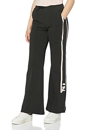 G-Star Dames Stripe Raw Flared Sweatpants