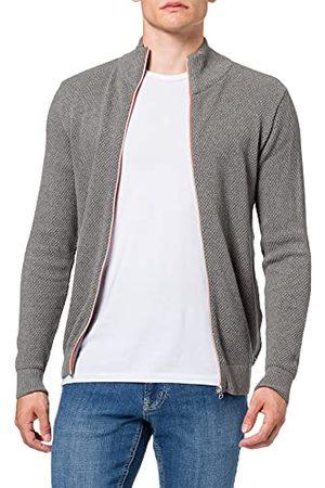 Kronstadt Heren Erik Zip Cardigan Sweater