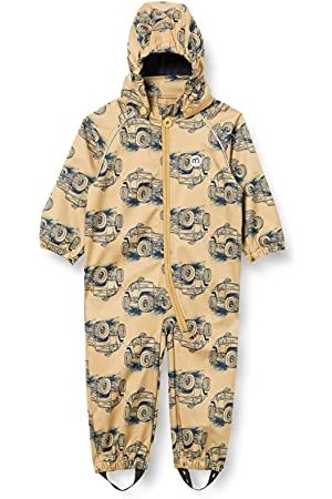 Minymo Meisjes Sportjassen - Baby-meisjes softshell pak met print en peuterdown alternatieve jas