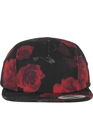 Flexfit Unisex Roses Jockey Cap Cap, / , één maat