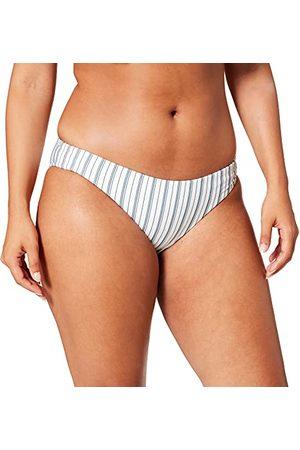 Seafolly Dames Sea Stripe Hipster Bikinibroek, (white), 42 NL